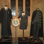 Costumes for Slytherin House.