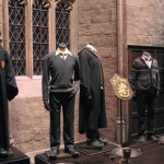 Costumes for Gryffindor students.