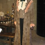 Ron's costume for the Yule Ball.