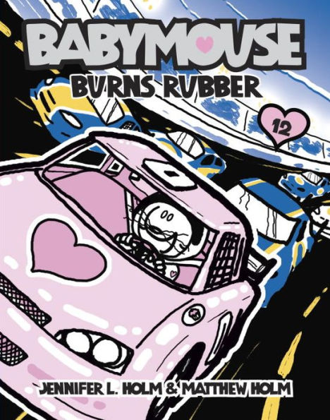 babymouse-burns-rubber
