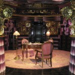 Umbridge's office.