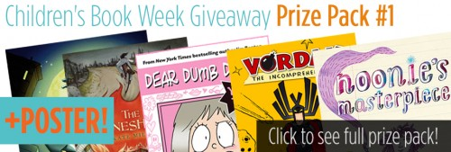 Children's Book Week Giveaway Prize Pack #1
