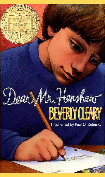 dear-mr-henshaw_beverly-cleary