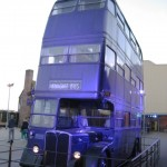 The Knight Bus! In the future, we'd like to suggest they book beds here as hotel accomodations.