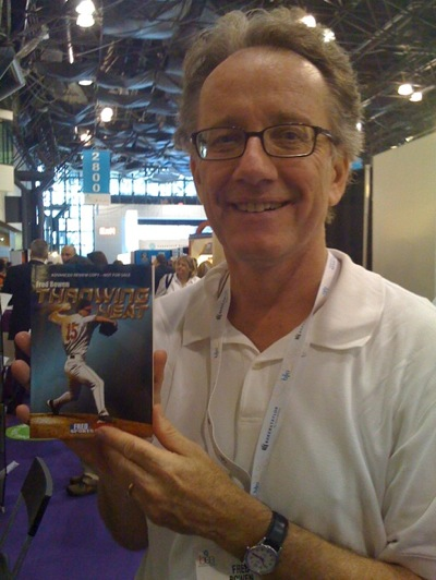 Fred Bowen and his book Throwing Heat