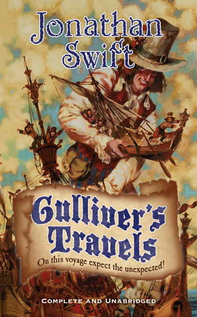 the evolution of gulliver in jonathan swifts gullivers travels In jonathan swifts gullivers travels the author depicts a conflict between two factions in the nation of lilliput those who open their eggs from the big end in the.
