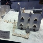 Model for Shell Cottage.