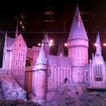 Another view of Mini Hogwarts.