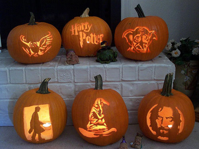 From Page to Pumpkin: Happy Halloween! | Kidsmomo
