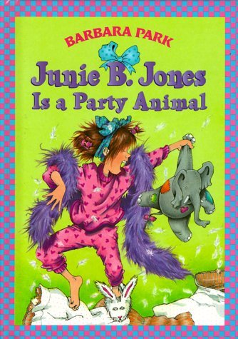 junie-b-jones-is-a-party-animal