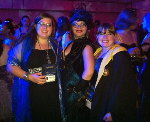 Witches at the Esther Earl Charity Ball, LeakyCon 2011