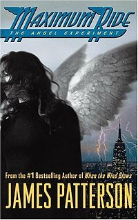 maximum-ride-james-patterson