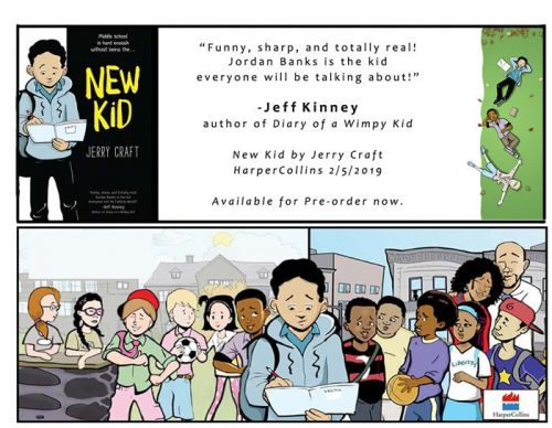 """Funny, sharp, and totally real! Jordan Banks is the kid everyone will be talking about!"" - Jeff Kinney, author of Diary of a Wimpy Kid"