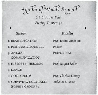 school-for-good_classes-agatha