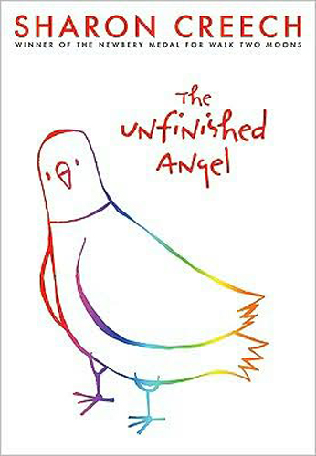 the-unfinished-angel-sharon-creech-book-review