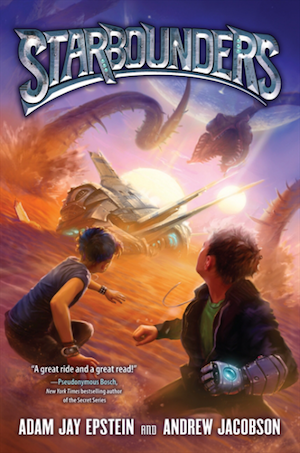 Starbounders by Adam Jay Epstein