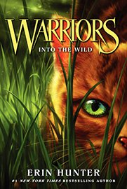 Warriors #1- Into the Wild_new cover